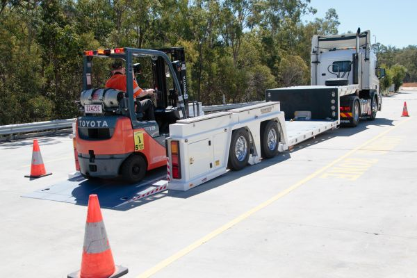 Introduction of first Australian-made Forklift Trailer