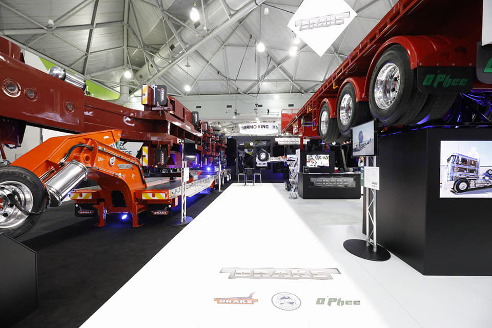 The Drake Group at the Brisbane Truck Show