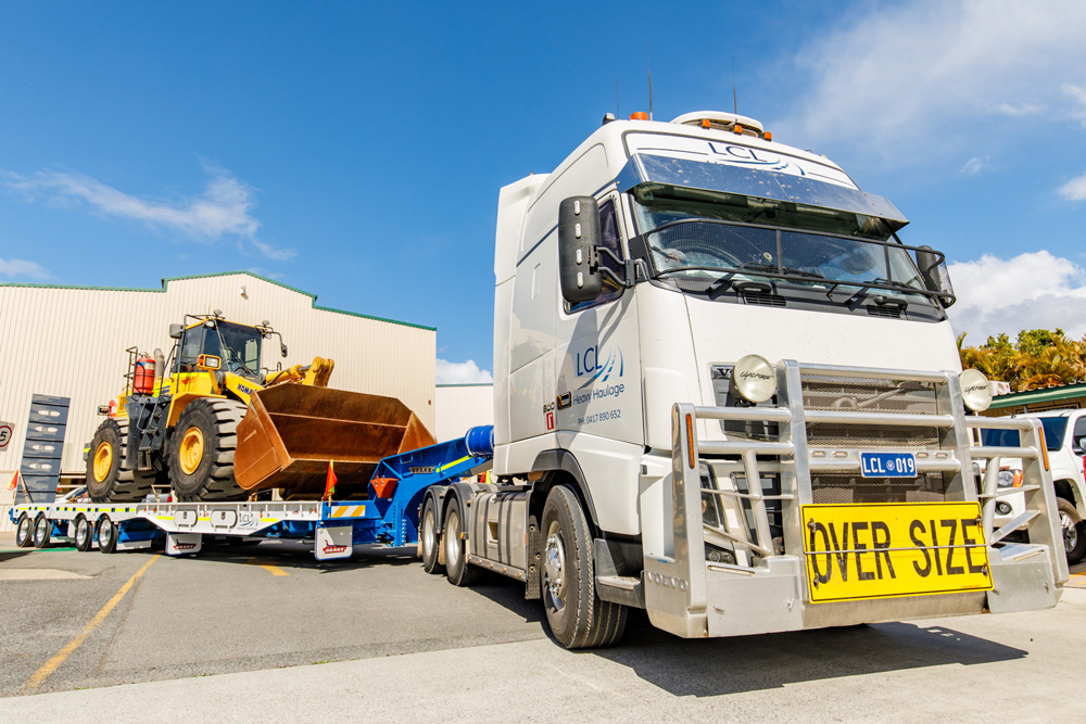 Recent deliveries lcl lowloaders18T21158 111