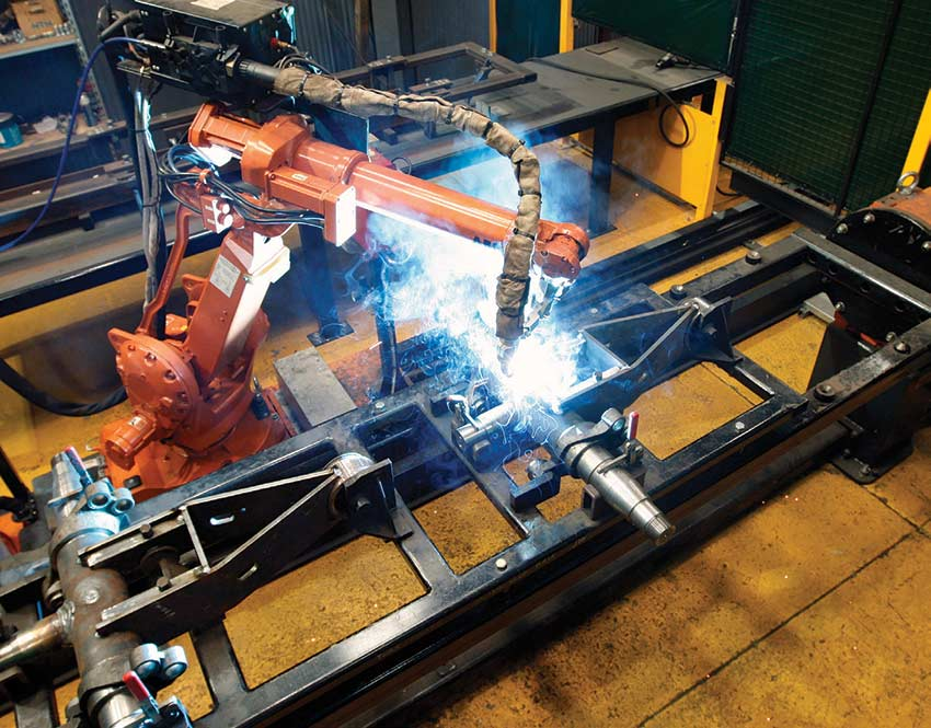 Benefits of robotic welding (Part One)