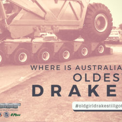 Can you find the oldest Drake Trailer?