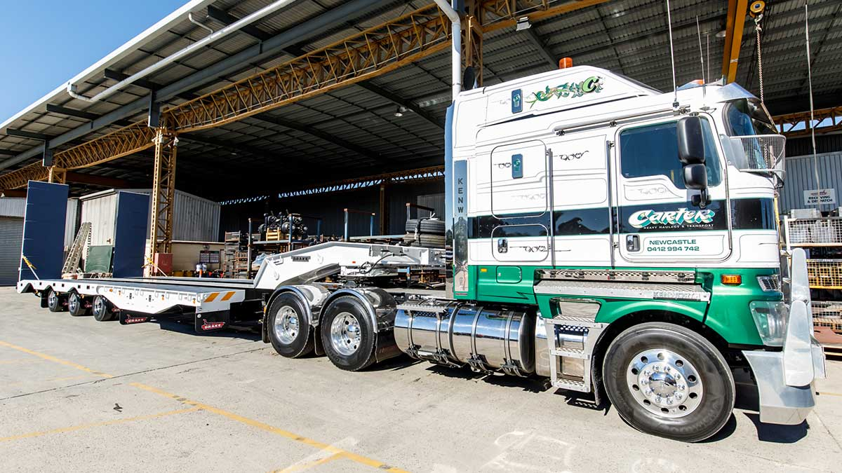 Carter Heavy Haulage & Transport