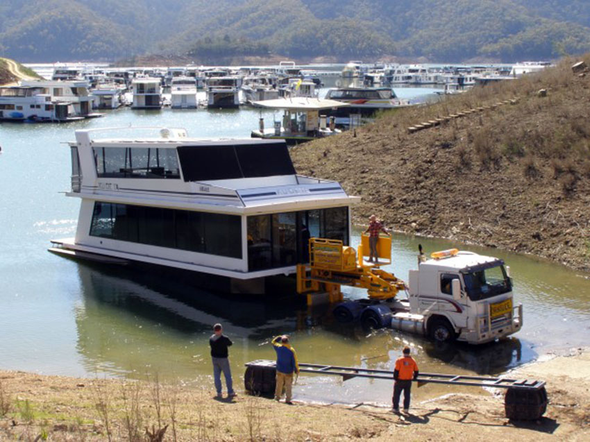 Customer in Focus: Lake Eildon Marina Services