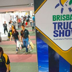 Gearing up again for a big Brisbane Truck Show