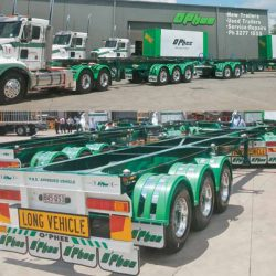 Seven times lucky for O'Phee Trailers