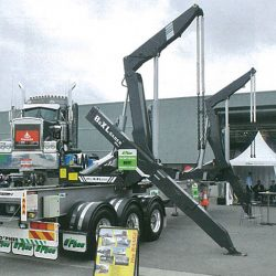OPhee Exhibit at ITTES 2014 Melbourne Truck Trailer and Equipment Show