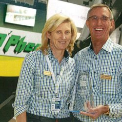 OPhee Wins Seventh Consecutive Truck Show Award