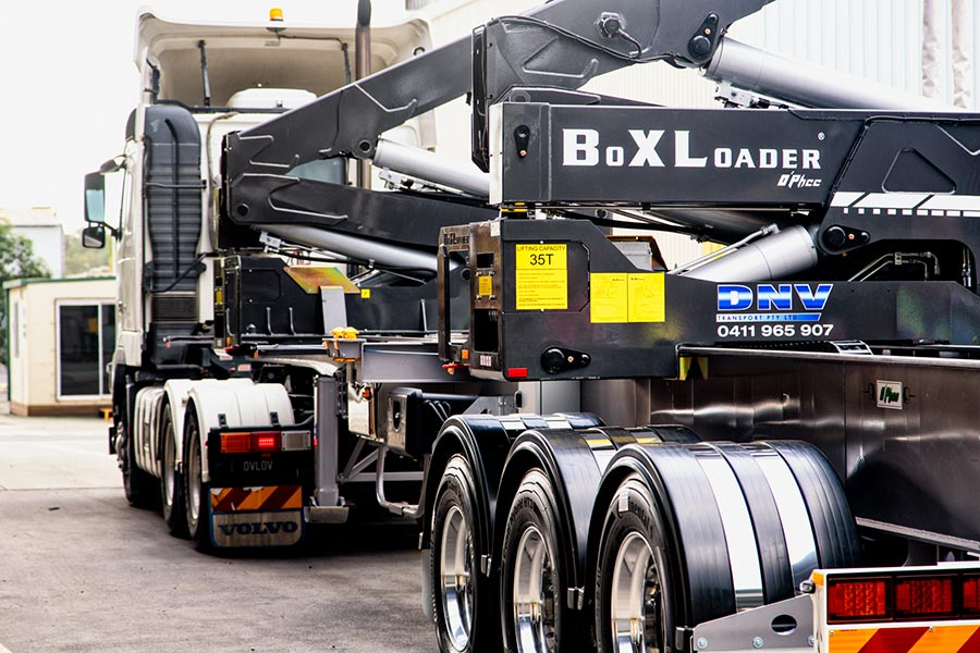 Recent Deliveries May 2016 DNV Trailers