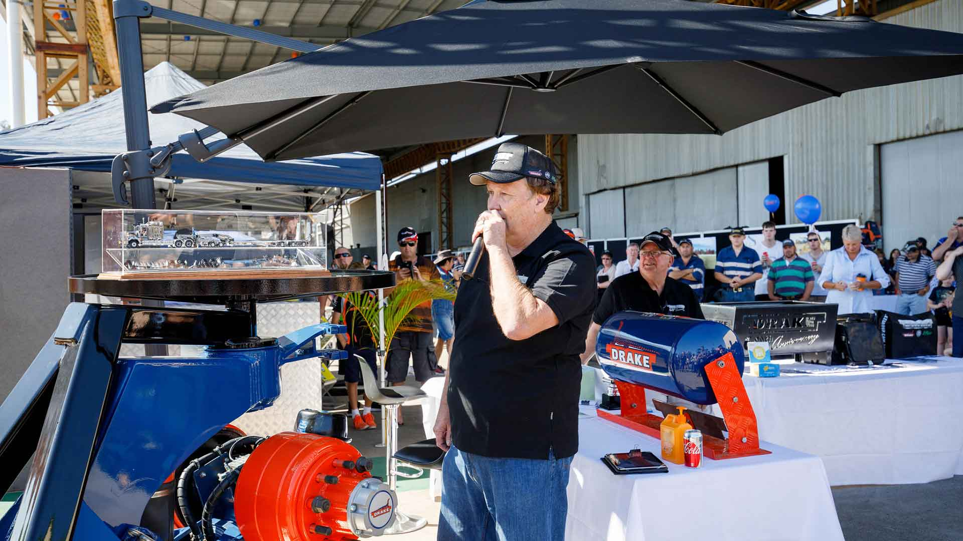 We wrap up the 2018 Drake Group Open Day