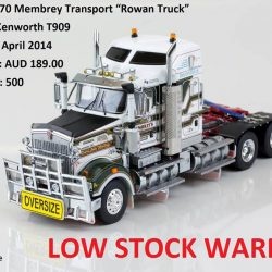 "eBay auction results for Membrey ""Rowan"" Truck"